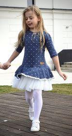Šaty PRIMAVERA™ modré