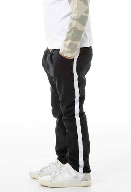 Nohavicové tepláky BILLIE JEAN