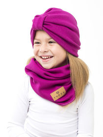Turban PURPLE
